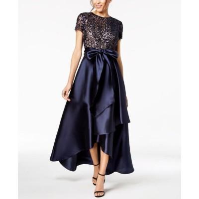 アールアンドエムリチャーズ レディース ワンピース トップス High-Low Sequin-Embellished Gown