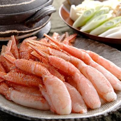 [美食千歳]北海道産 毛蟹しゃぶしゃぶ 海産物