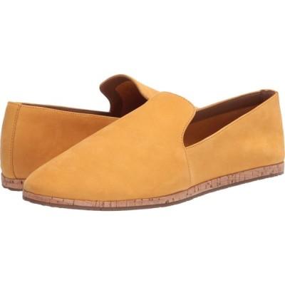 エアロソールズ Aerosoles レディース ローファー・オックスフォード シューズ・靴 Hempstead Dark Yellow Nubuck