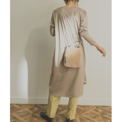 URBAN RESEARCH/アーバンリサーチ ADAWAS JERSEY TUNIC SAND FREE