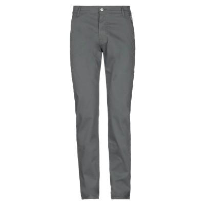 ロイ ロジャース ROŸ ROGER'S パンツ グレー 40 コットン 98% / ポリウレタン 2% パンツ