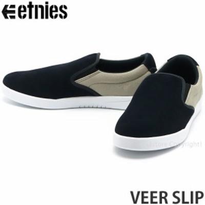 エトニーズ VEER SLIP カラー:NAVY/TAN