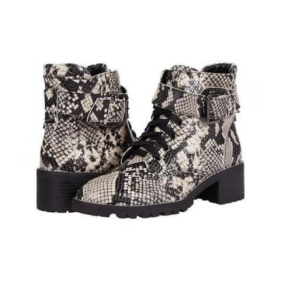 BCBGeneration ビーシービーゲネレーション レディース 女性用 シューズ 靴 ブーツ レースアップ 編み上げ Nubi - Natural Multi