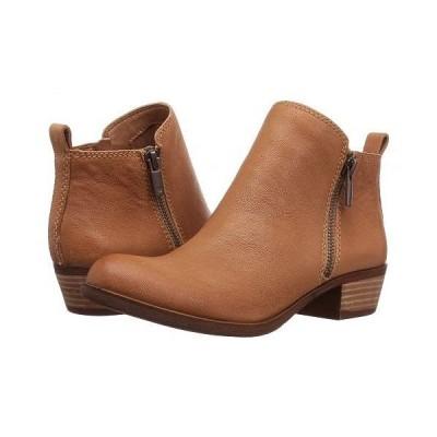 Lucky Brand ラッキーブランド レディース 女性用 シューズ 靴 ブーツ アンクル ショートブーツ Basel - Wheat