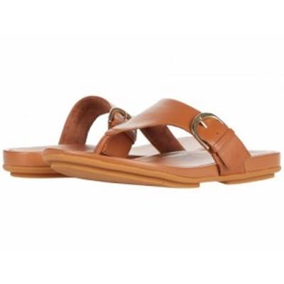 FitFlop フィットフロップ レディース 女性用 シューズ 靴 サンダル Gracie Light Tan【送料無料】