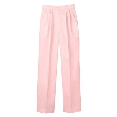 住商モンブラン住商モンブラン パンツ(レディス) ナースパンツ 医療白衣 ピンク 3L 7-037(直送品)