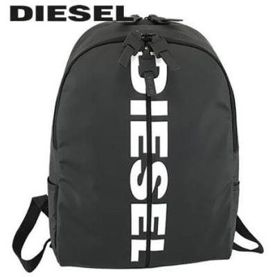 500円OFF対象/ディーゼル/DIESEL ユニセックス バックパック BOLD BACK II X06330 P1705/ブラック/T8013/20ss