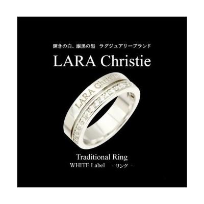 LARA Christie ララクリスティー トラディショナルリング WHITE Label レディース