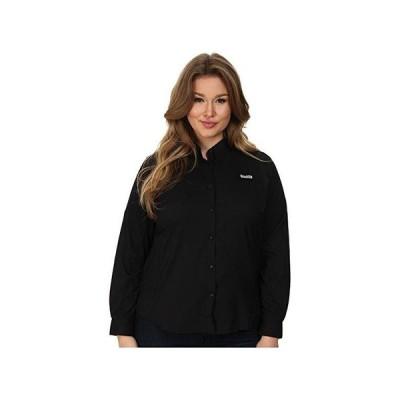 コロンビア Plus Size Tamiami II Lu002FS Shirt レディース シャツ トップス Black