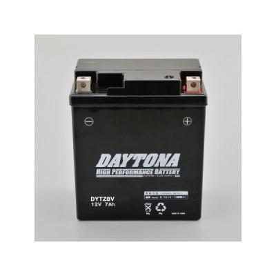 デイトナ(DAYTONA) ハイパフォーマンスバッテリー DYTZ8V 液入り充電済み 95390
