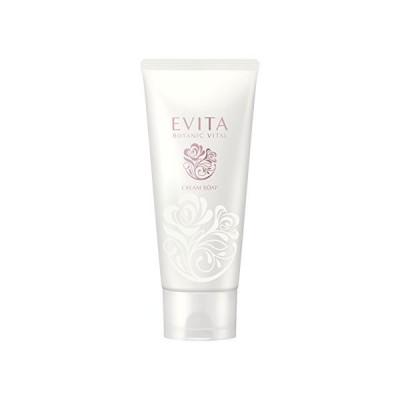 エビータ ボタニバイタル クリームソープ 洗顔料