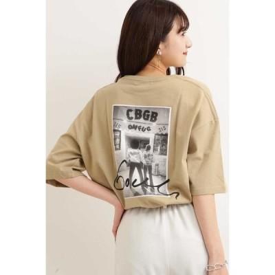 N.Natural Beauty Basic / エヌ ナチュラルビューティーベーシック GODLIS Tシャツ