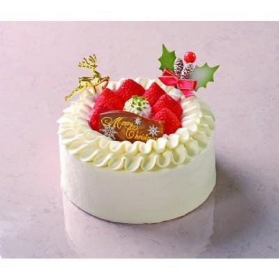 【店頭受取専用商品】E501 東急ストアオリジナル いちごのクリスマスケーキ(*)