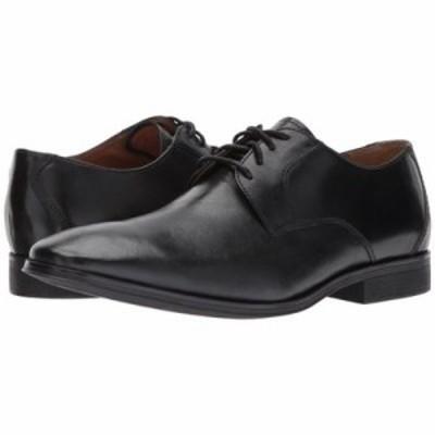 クラークス 革靴・ビジネスシューズ Gilman Lace Black Leather