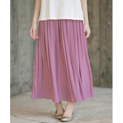 rps / スラブロングスカート WOMEN スカート > スカート