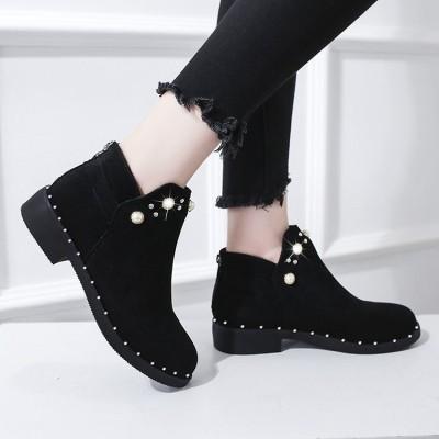 新品入荷★2019新作 韓国ファッション マーチンブーツ 女性 イギリス風 レディースブーツ ワイルド 学生 ブーツ 満足度99%↑