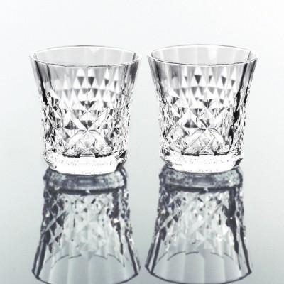 日本製 ピレネー ペアフリーグラスセット  (G080-T229)  265ml グラス 2客セット 21tt204-075