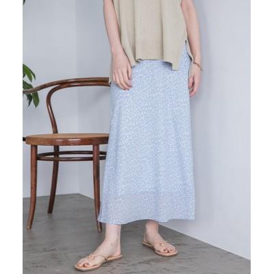 スカート Poフラワーナロースカート 951250