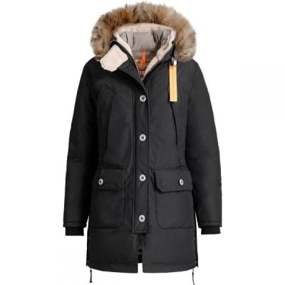 パラジャンパーズ Parajumpers レディース ダウン・中綿ジャケット アウター Inuit Down Jacket Black