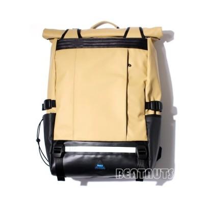 VAGX urban portable/LUMISAC-ROLLTOP BAGPACK/BEIGE[ベクス アーバンポータブル/ルミサック-ロールトップバッグ/ベージュ][バックパック][有機EL][正規販売店]