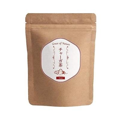 Grace of Nature(グレイスオブネイチャー) チャーガ茶 ティーパック 3g×30包入 ロシア産 (単品)