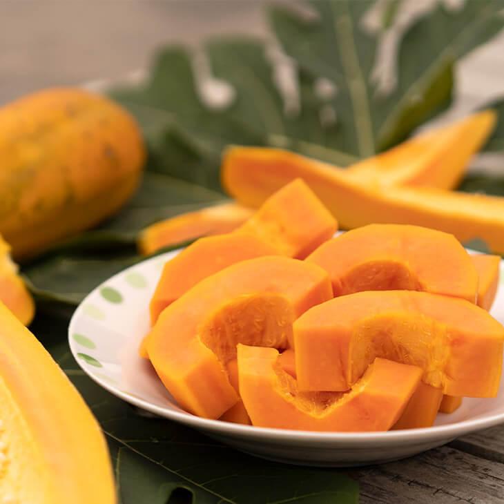 【稀有】日陞木瓜 (6台斤) 我爸種的