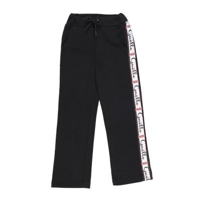 GAëLLE Paris パンツ ブラック 8 コットン 100% パンツ