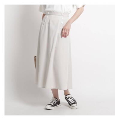 【デッサン/Dessin】 【Sサイズあり・洗える】キュームコアツイルスカート