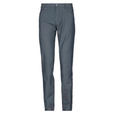BOSS HUGO BOSS パンツ ブルー 33 コットン 76% / ポリエステル 21% / ポリウレタン 3% パンツ