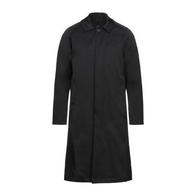 イーヴォ HEVÒ ライトコート ブラック 50 ポリエステル 68% / コットン 32% ライトコート