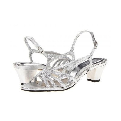 Walking Cradles ウォーキングクレイドル レディース 女性用 シューズ 靴 ヒール Leash - Silver Sheep