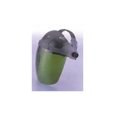 トーヨーセーフティーフェイスシールド セフティーIR溶接用・防じん用直被型No.1170-G