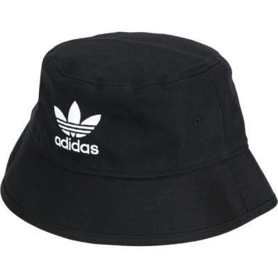 アディダス ADIDAS ORIGINALS レディース ハット バケットハット 帽子 bucket hat ac Black