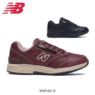 ニューバランス WW585 ワイズD 206906 シューズ 20FWWW585D New Balance 国内正規品