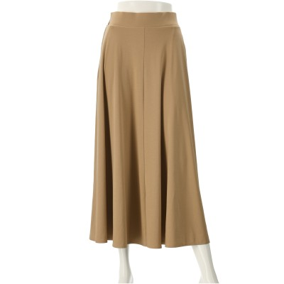 STO:R STO:R清涼コットンウエストゴム入り美フレアースカート