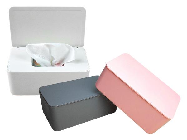 多功能紙巾/口罩抽取式收納盒(1入) 顏色隨機出貨【D021658】