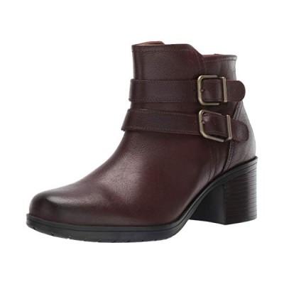 CLARKS レディース Hollis パールファッションブーツ US サイズ: 6 カラー: ブラウン【並行輸入品】