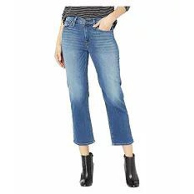 Hudson Jeans レディースパンツ Hudson Jeans Stella Mid-Rise Crop Straight Jeans i