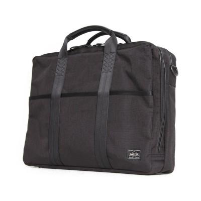 【カバンのセレクション】 吉田カバン ポーター ハイブリッド ビジネスバッグ メンズ ブランド 2WAY B4 PORTER 737-09204 ユニセックス ブラック フリー Bag&Luggage SELECTION