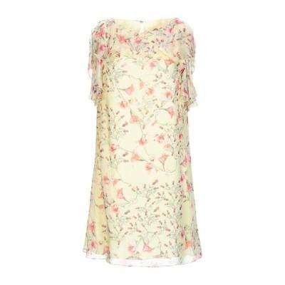 PATRIZIA PEPE SERA シルクドレス ファッション  レディースファッション  ドレス、ブライダル  パーティドレス イエロー