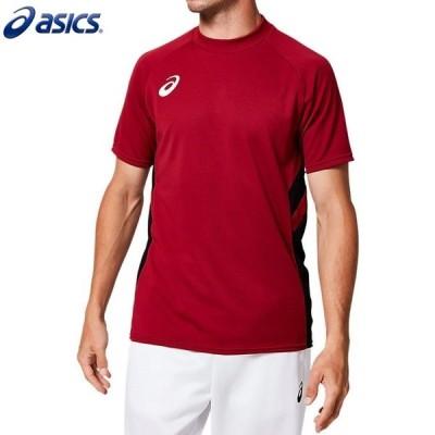 asics/アシックス 2101A038 サッカーウェア メンズ ゲームシャツ バーガンディ