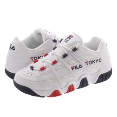 FILA BARRICADE XT 97 TOKYO フィラ バリケード XT 97 トーキョー WHITE/NAVY/RED f0483-0125
