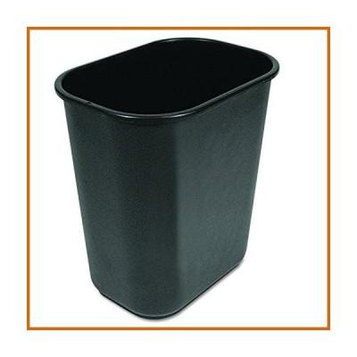 送料無料 Boardwalk 28QTWBBLA Soft-Sided Wastebasket, 28 quart, Black.