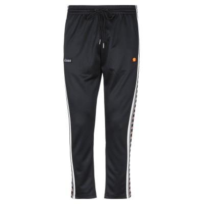 ELLESSE パンツ ブラック XL ポリエステル 100% パンツ
