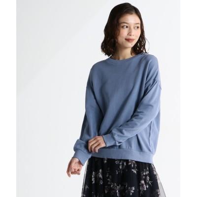 Honeys / 裏毛プルオーバー WOMEN トップス > Tシャツ/カットソー