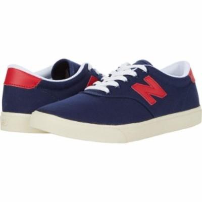 ニューバランス New Balance Numeric レディース スニーカー シューズ・靴 All Coasts 55 Navy/Red