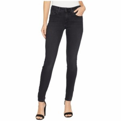 マーヴィ ジーンズ Mavi Jeans レディース ジーンズ・デニム ボトムス・パンツ Adriana Mid-Rise Skinny in Dark Smoke Supersoft Dark S