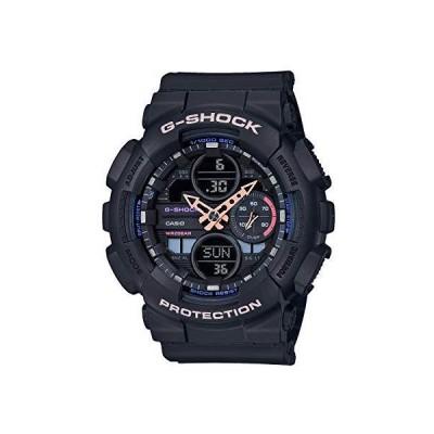 [カシオ] 腕時計 ジーショック ミッドサイズモデル GMA-S140-1AJR メンズ ブラック