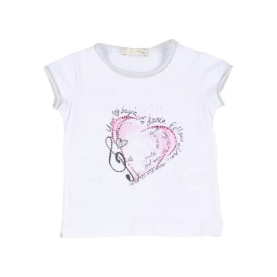 エルシー ELSY T シャツ ホワイト 9 コットン 95% / ポリウレタン 5% T シャツ