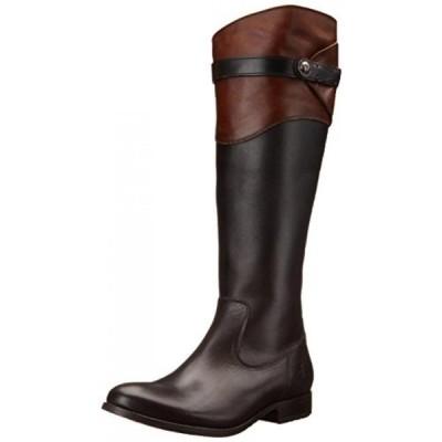 フライ レディース ブーツ FRYE Women's Molly Button Tall-SMVLE Riding Boot